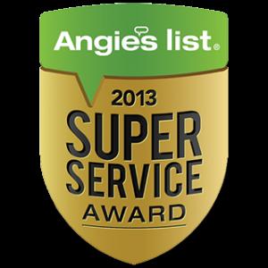 Angies List Super Service 2013