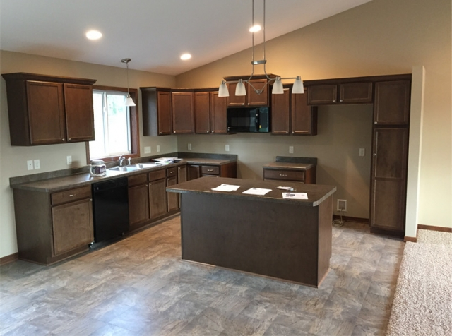 Kitchen Remodeling in Eau Claire WI