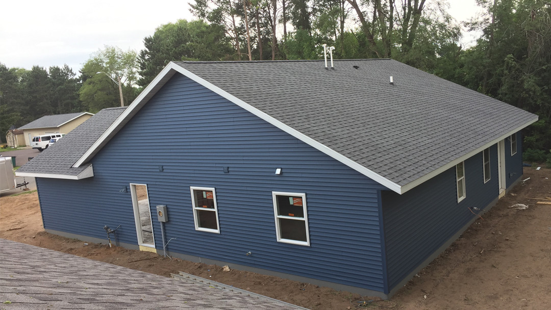 Roofing and siding in Eau Claire