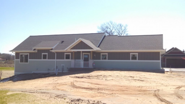 Siding and roofing in Eau Claire
